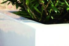 Cubus White Detail