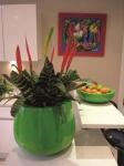 'Barcelona' desk planter