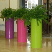 Pillar Planters